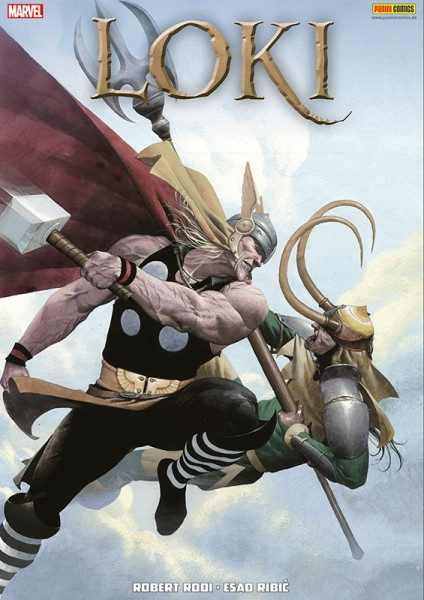 Loki Deluxe Edition Cover