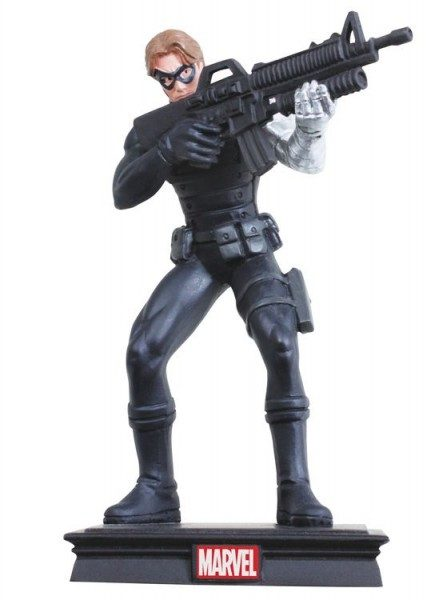 Marvel Universum Figuren-Kollektion - 33 Winter Soldier