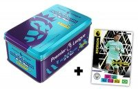 Panini Premier League Adrenalyn XL 2020/21 Kollektion – Tin-Box - Blau