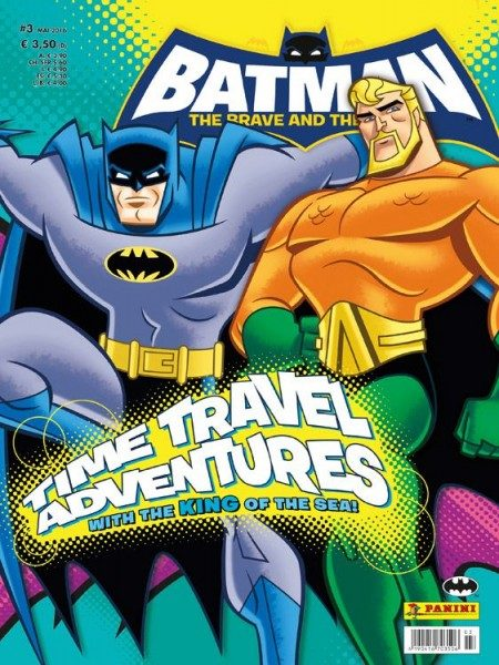 Batman - The Brave and the Bold 3
