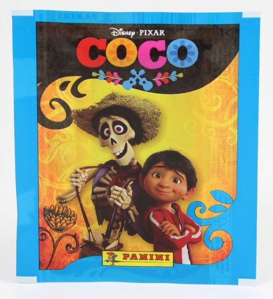 Disney - Coco Stickerkollektion - Tüte