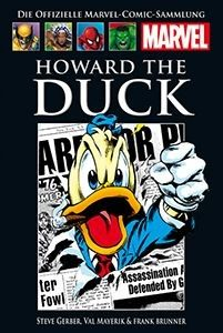 Hachette Marvel Collection 81 - Howard the Duck