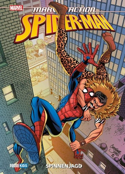 Marvel Action - Spider-Man 2 - Spinnenjagd Cover