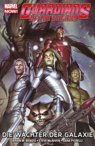 Guardians of the Galaxy Collection 1