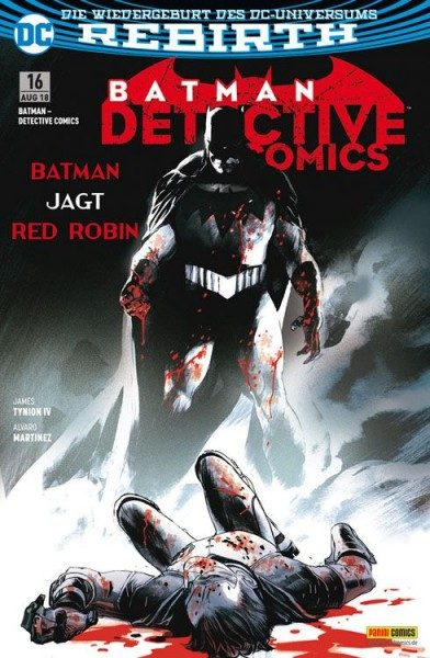 Batman - Detective Comics 16