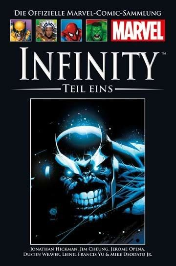 Hachette Marvel Collection 131 - Infinity - Teil I