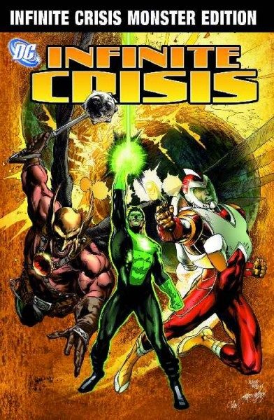 Infinite Crisis Monster Edition 1