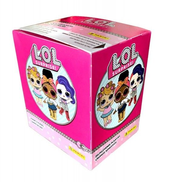 L.O.L. Surprise Stickerkollektion - Box