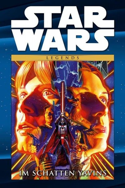 Star Wars Comic-Kollektion 1 - Im Schatten Yavins
