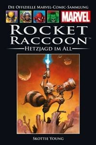 Hachette Marvel Collection 144 - Rocket Racoon - Hetzjagd im All
