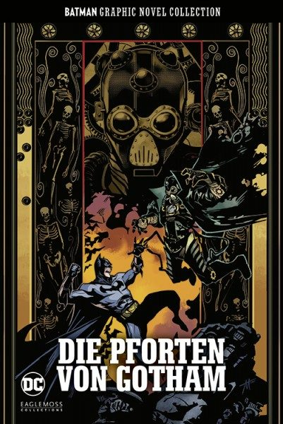 Batman Graphic Novel Collection 27: Die Pforten von Gotham Cover