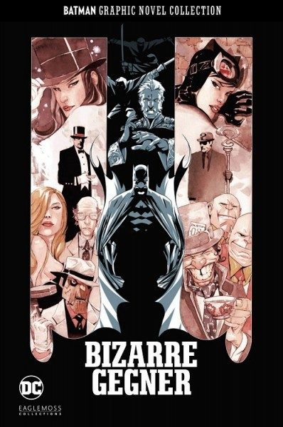 Batman Graphic Novel Collection 16 - Bizarre Gegner