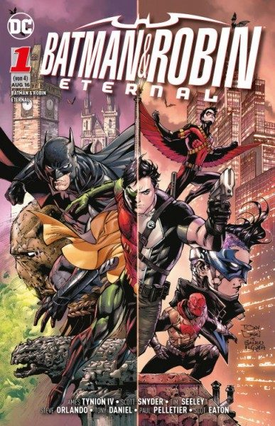 Batman & Robin Eternal 1