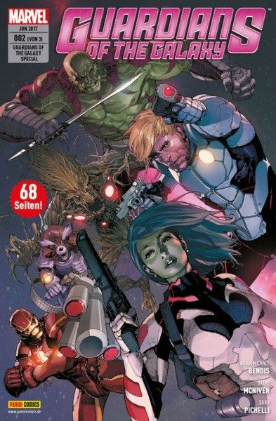 Guardians of the Galaxy Special 2