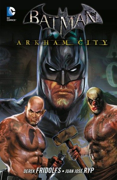 Batman - Arkham City 3