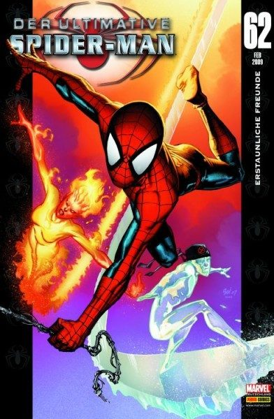 Der ultimative Spider-Man 62