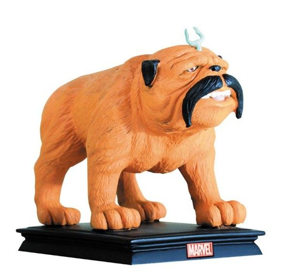 Marvel Universum Figuren-Kollektion Over-Sized Special 6 - Lockjaw