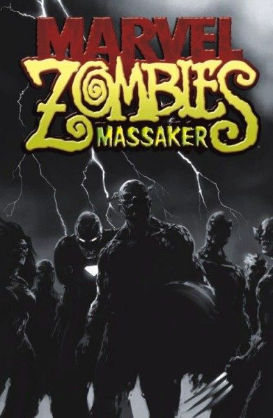 Marvel Zombies - Massaker