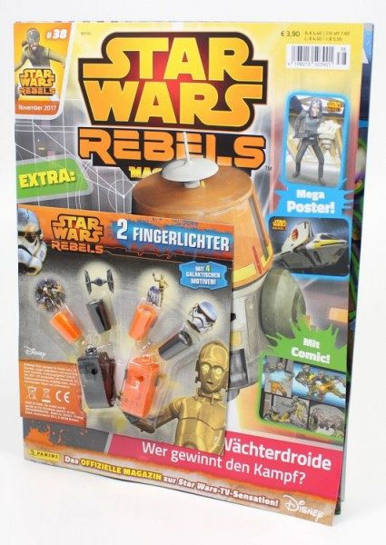 Star Wars - Rebels - Magazin 38
