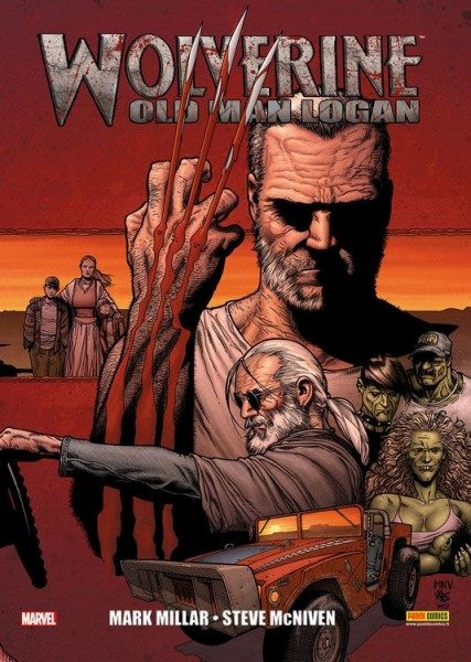 Wolverine Deluxe - Old Man Logan