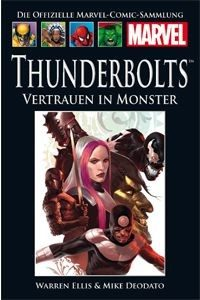 Hachette Marvel Collection 61 - Thunderbolts - Vertrauen in Monster