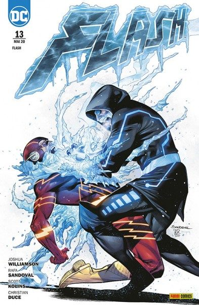 Flash 13 Cover