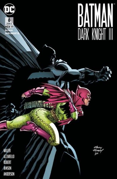 Batman - Dark Knight III 6