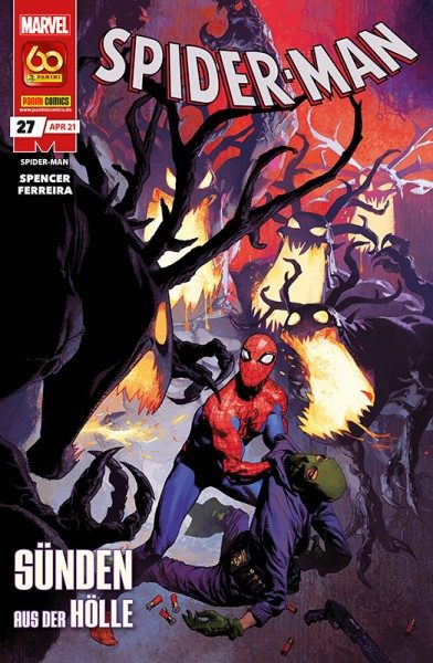 Spider-Man 27 Cover