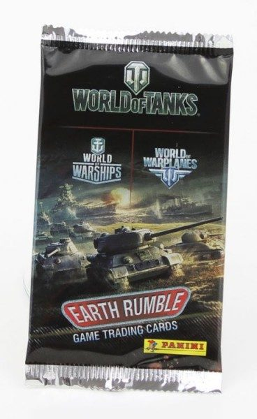 World of Tanks Trading Cards - Booster