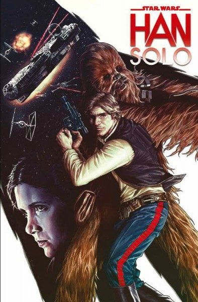 Star Wars Sonderband 96 - Han Solo