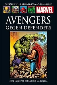 Hachette Marvel Collection 112 - Avengers gegen Defenders