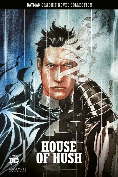 Batman Graphic Novel Collection 68 - House of Hush Cover