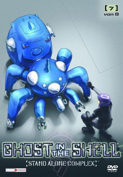 Ghost in the Shell - Stand Alone Complex 7