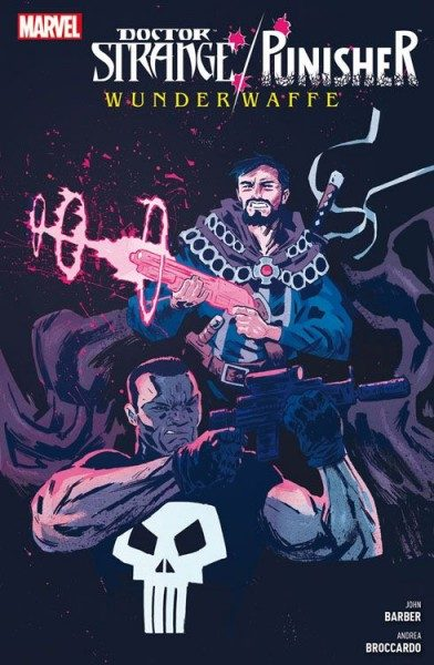 Doctor Strange/Punisher - Wunderwaffe