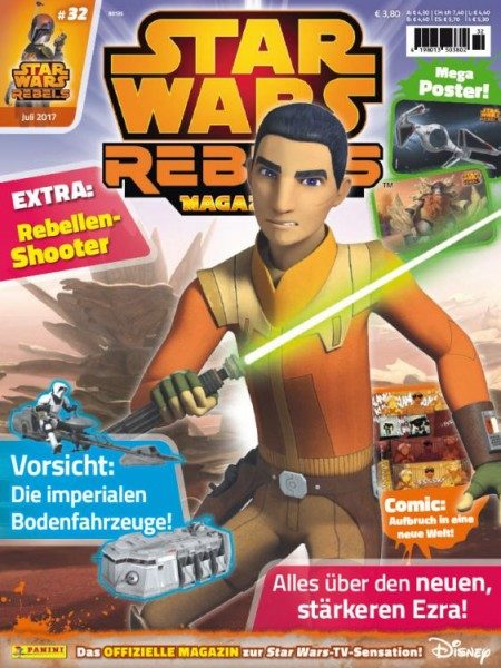 Star Wars - Rebels - Magazin 32