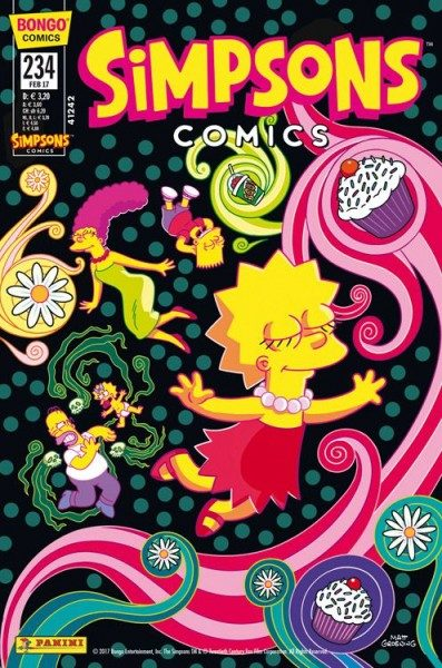 Simpsons Comics 234