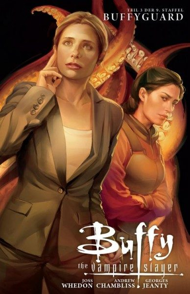 Buffy the Vampire Slayer - 9. Staffel 3 - Bodyguard