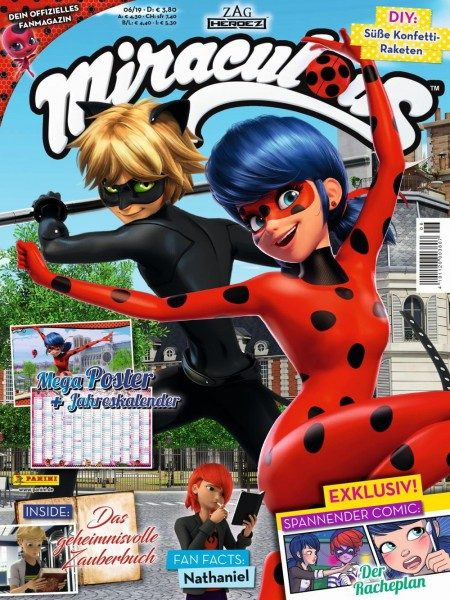Miraculous Magazin 06/19 Cover