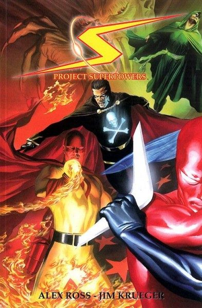 Project Superpowers 1