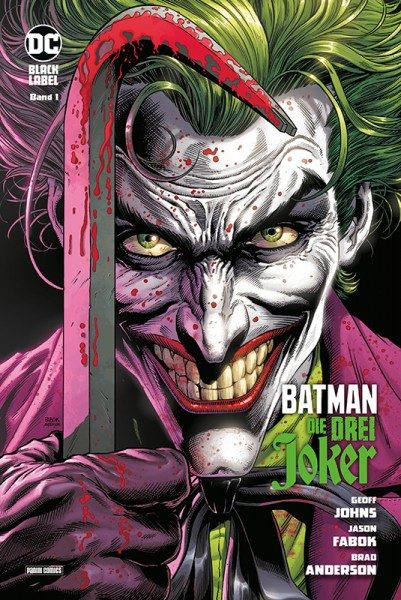 Batman - Die drei Joker 1 Cover