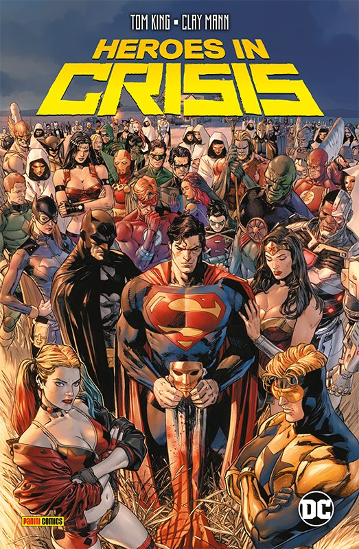 Heroes in Crisis TP