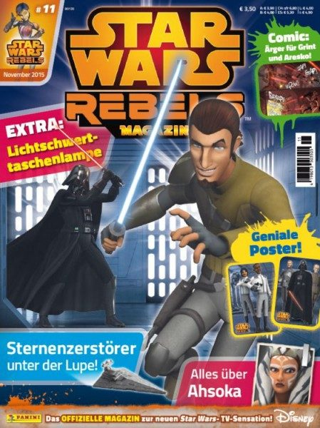 Star Wars - Rebels - Magazin 11