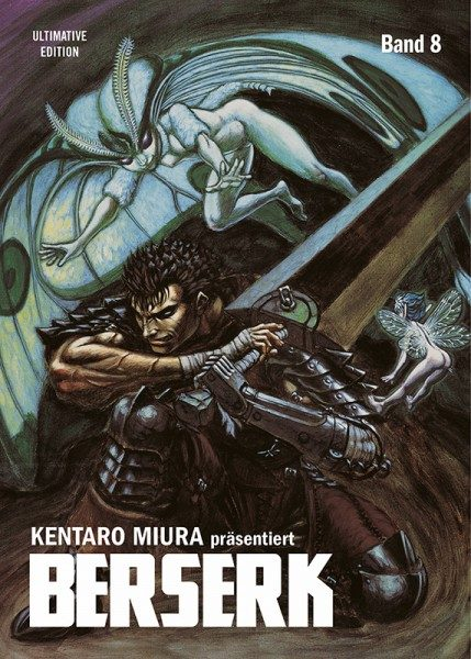 Berserk - Ultimative Edition 8 Cover