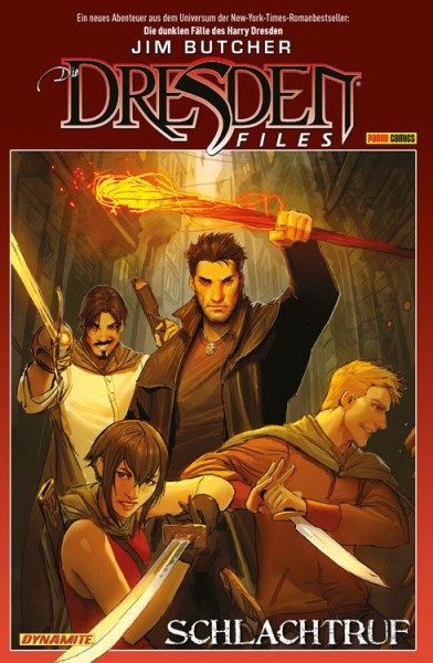 Jim Butcher - Dresden Files 2 - Schlachtruf