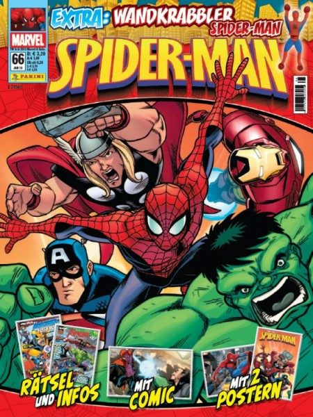 Spider-Man Magazin 66