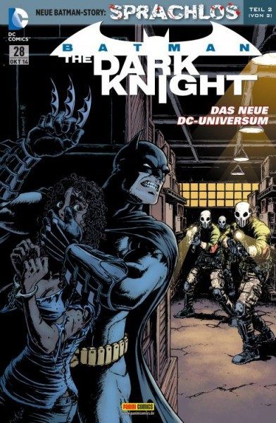 Batman - The Dark Knight 28