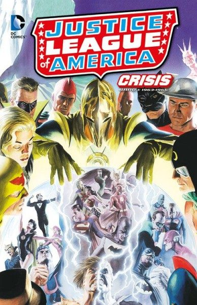 Justice League of America - Crisis 1