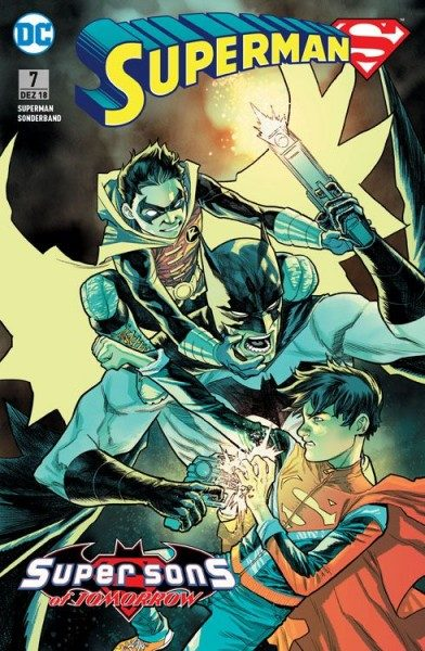 Superman Sonderband 7 - Super Sons of Tomorrow