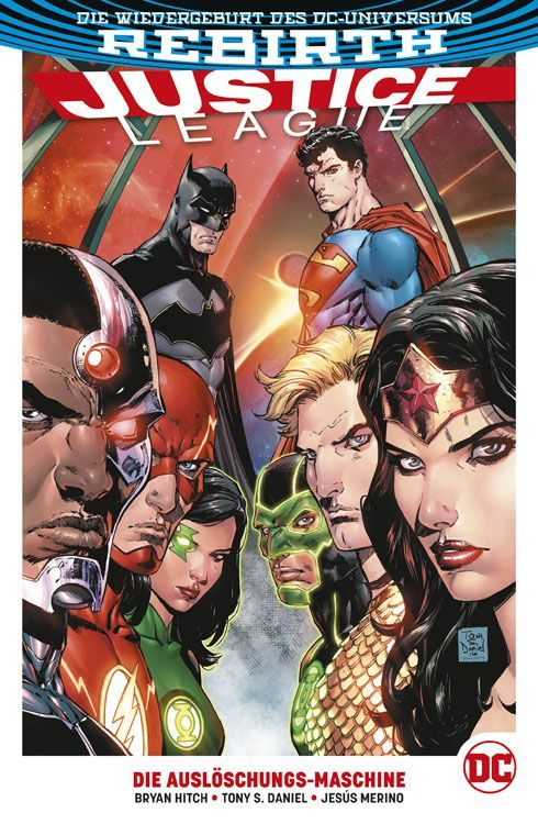 Justice League Paperback 1 - Die...