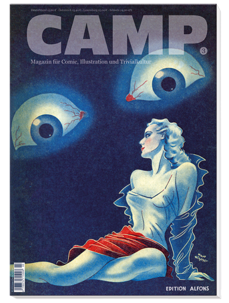 Camp 3 Cover